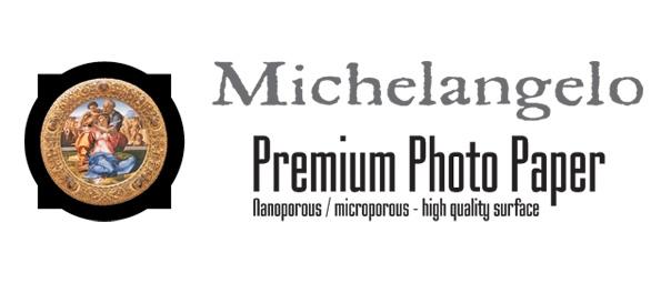 Fotopapír Michelangelo